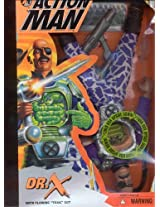 Action Man Toxic 12 Inch Dr X Action Figure By G. I. Joe