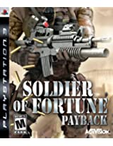 Soldier of Fortune Payback (PS3)