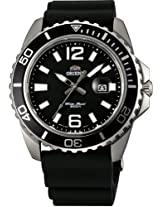 Orient Black Dial Analogue Watch for Men (SUNE3004B0)