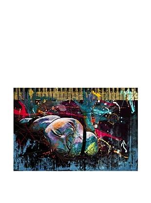 Maxwell Dickson Keys Of Life Canvas Art