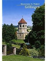 Gollingen: Klosterruine St. Wigbert (Kleine Kunstfuhrer / Bildhefte Der Gesellschaft Fur Thuringer Schlosser Und Garten E. V.)