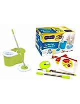 Rinnoware Bucket Mop Floor Cleaner (Green)