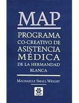 Map: Programa Co-Creativo De Asistencia Medica De La Hermandad Blanca