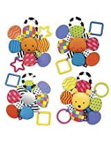 Kids Preferred Mirror Teether Rattle By Kids Preferred