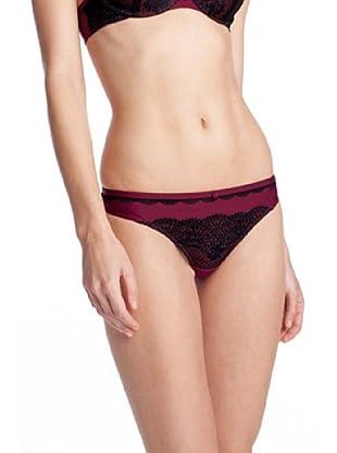 Esprit Bodywear Damen String X0037/Kiana (Rot (BG))
