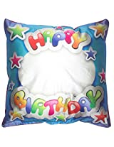 Twisha Happy Birthday Cloud Pillow 12 X 12 X 4 Inch