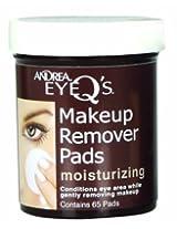 Andrea Eye Q S Moisturizing Eye Make Up Remover Pads