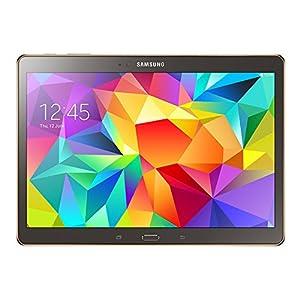 Samsung Galaxy Tab S SM-T800 Tablet (10.5-inch, 16GB, WiFi), Titanium Bronze