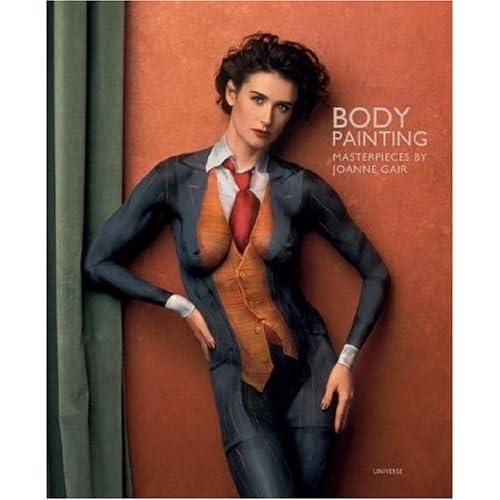 Amazoncojp Body Painting Masterpieces By Joanne Gair Heidi Klum Gair