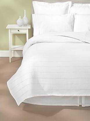 Coyuchi Willow Weave Blanket (White)