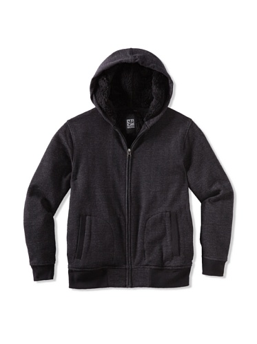 Micros Boys 8-20 Wizard Fleece (Black)
