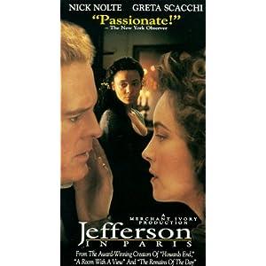 ジェファソン・イン・パリ/若き大統領の恋の画像