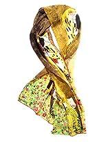 New Art Silk Scarf Colorful Long Shawl Van Gogh's