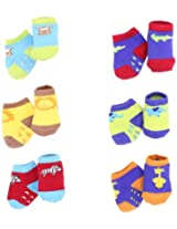 Country Kids Baby Boys' Day At The Zoo Socks