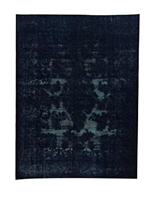 Design Community by Loomier Alfombra Revive Vintage Azul Oscuro 296 x 394 cm