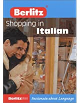Berlitz Mini Guide Shopping in Italian