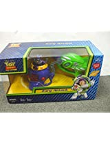 Toy Story And Beyond Zurg Attack Infrared Shooting Game By Silverlit Electronics