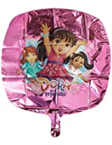 Anagram International HX Dora and Friends Packaged Party Balloons, Multicolor