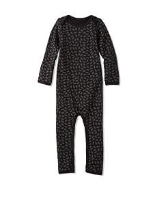 New Generals Baby Beetle Skitter Bodysuit (Black)