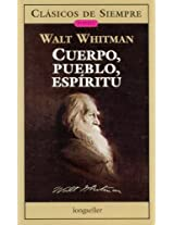 Cuerpo, pueblo, espiritu, antologia / Body, People, Spirit, Anthology (Clasicos De Siempre)