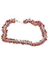 925-Silver Carnelian Chokar Necklace