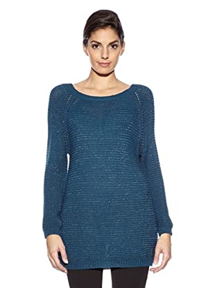 Love U Pullover Ruby (Blau)