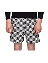Nuteez Cotton Boxers For Men