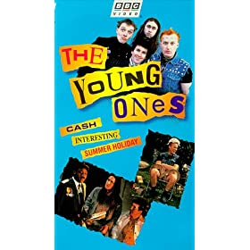 Young Ones: Cash Interesting Summer Holiday [VHS] [Import]