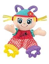 Playgro Lulu Ladybird Teething Blankie for Baby