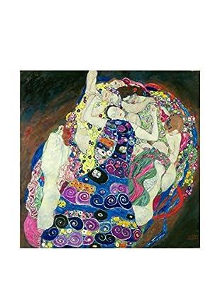 LegendArte  Wandbild Die Jungfrau von Gustav Klimt