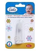Littles Oral Care Kids Finger Toothbrush
