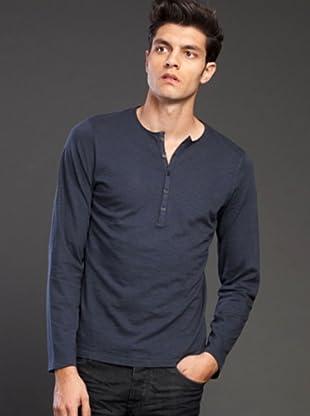 Ikks Camiseta (azul marino)