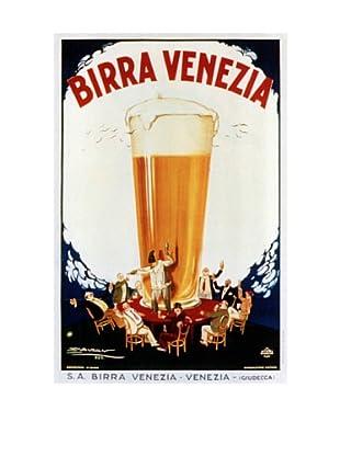 Birra Venezia Giclée Canvas Print