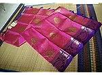 Kanjivaram Silk Saree With blouse piece
