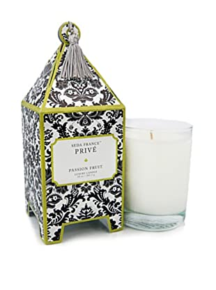 Seda France Passion Fruit Pagoda Box Candle, 10-Oz.