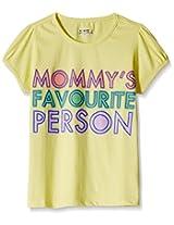 People Girls' T-Shirt