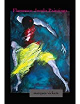 Flamenco Jondo Paintings by Marques Vickers