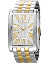Pierre Cardin Analog White Dial Men's Watch - PC104911F06