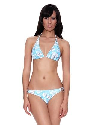 Bikini Janice (Turquesa)