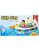 Toyzone - Ship Play Ball Toys