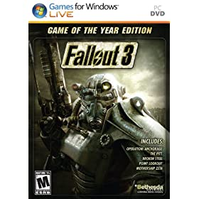 Fallout 3: Game of The Year Edition (�A���)