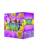 Topps Cricket Attax 2015 IPL CA 2015 50's Carry Box, Multi Color