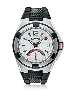 K&BROS Reloj 9440 (Plateado)