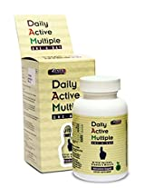Zenith Nutrition Daily Active Multiple One A Day - 60 Vegi Capsules