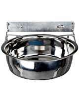 Advance Pet Products Stainless Steel Coop Cups with Clamp, 48-Ounce