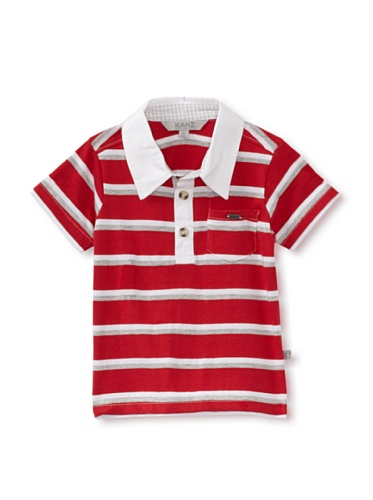 KANZ Baby Polo Shirt (Red)