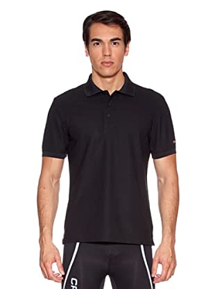 Craft Polo Piqué (Negro)