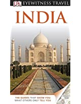 DK Eyewitness Travel India (DK Eyewitness Travel Guide)