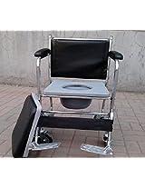 Renewa Commode Wheel Chair FS - 692