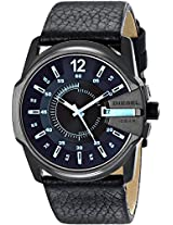 Diesel End-of-Season Diesel Chi Analog Black Dial Men's Watch - DZ1657